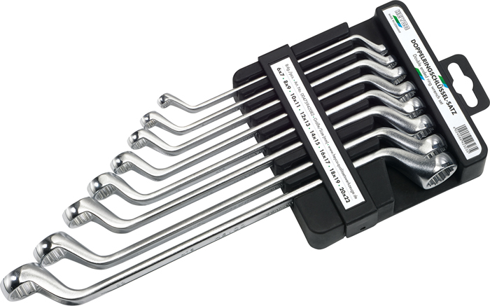 00475644082 Double Ended Ring Wrench Set
