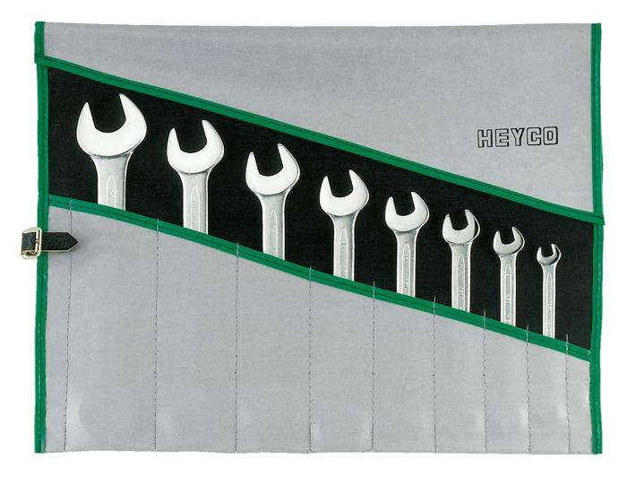 R 350 AF Double Ended Open Jaw Wrench Sets, AF-Sizes